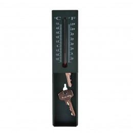 Thermomètre cache clefs