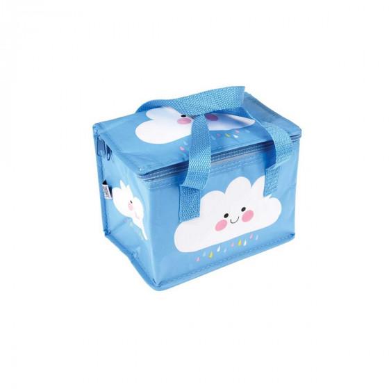 Lunchbag isotherme dessin nuage