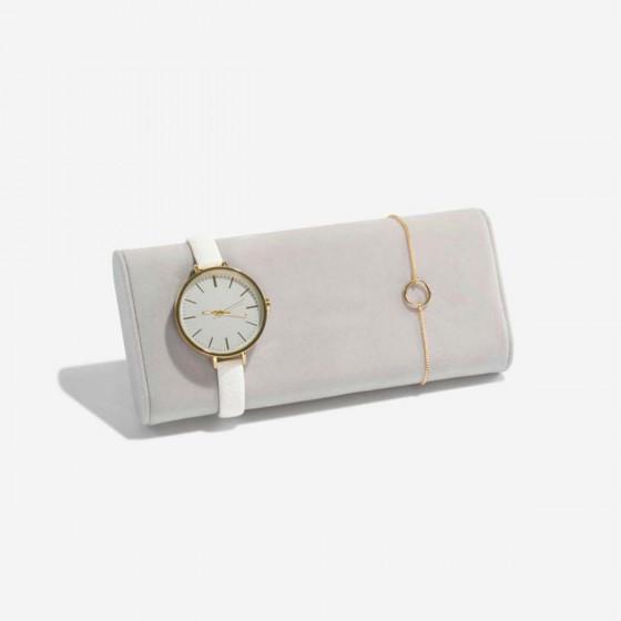 Rouleau pour montres en velours