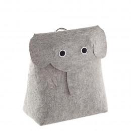Panier à linge enfant éléphant