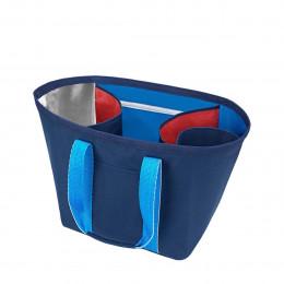 Panier de pique-nique en plastique recyclé