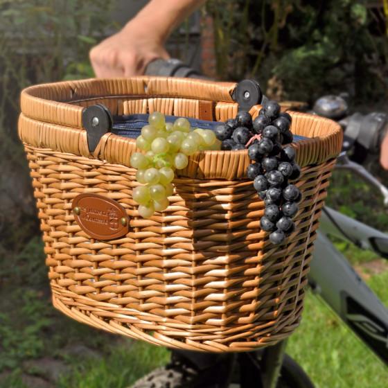 Panier à vélo isotherme