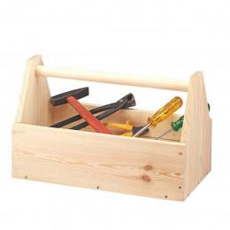 Caisse à outils en bois FSC