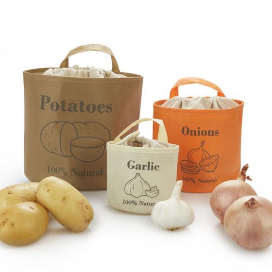 Sacs de conservation pour légumes