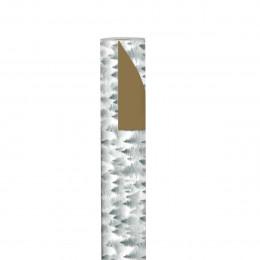 Rouleau de papier cadeau sapins 3 mètres