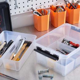Rangement bricolage - garage et atelier