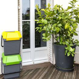 Espace recyclage - Rangement garage