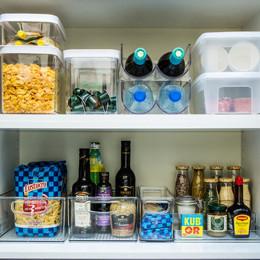 Rangement aliments et boissons - Cuisine