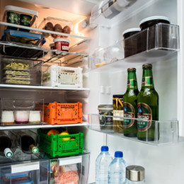 Rangement réfrigérateur - organisateurs, boîtes