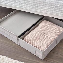 Rangement sous le lit - housses, boîtes