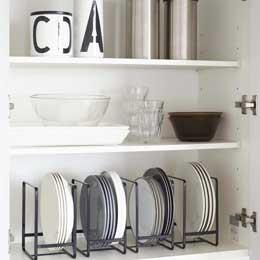 Organisation des placards de cuisine - OnRangeTout